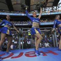 Cheerleaders and Cheer Queens of the Indian Premier League: A Controversial History