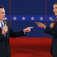 Obama vs. Romney on India