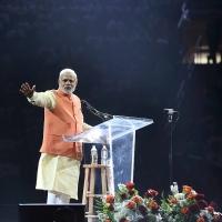 Narendra Momentum: #ModiInAmerica Sizzles @ Madison Square Garden