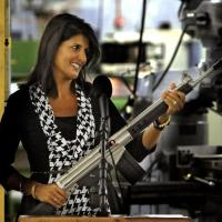 Indian-American Governor Nikki Haley Chosen to Rebut Obama's SOTU- and Trump