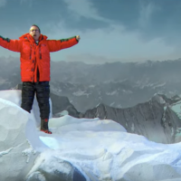 WATCH: John Oliver's Mt. Everest Takedown